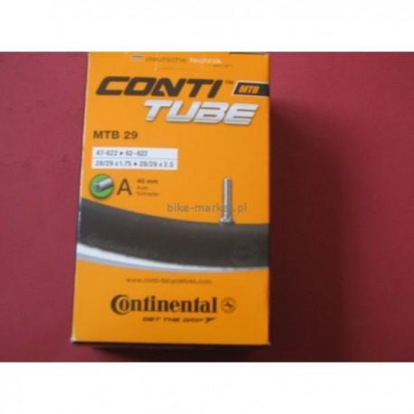 Dętka Continental 29/28 x 1,75 - 2,5 samochodowy AV 40 mm